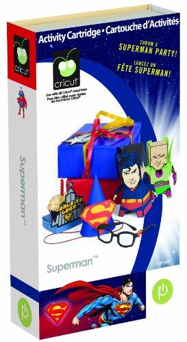 Cricut Cartridge, Superman