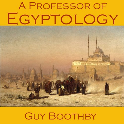 A Professor of Egyptology cover art