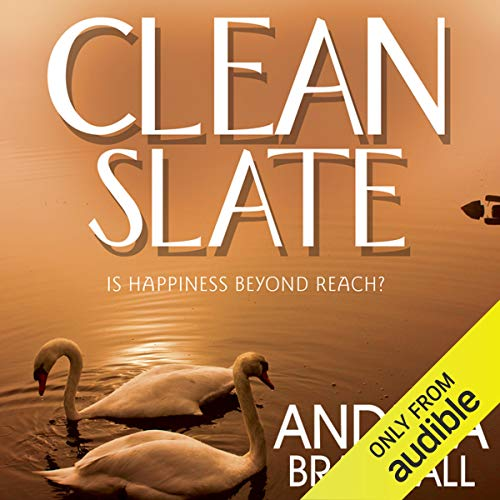Clean Slate audiobook cover art