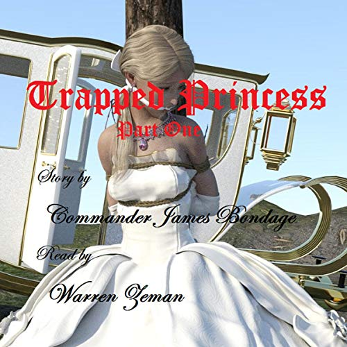 Trapped Princess Part 1 audiobook cover art