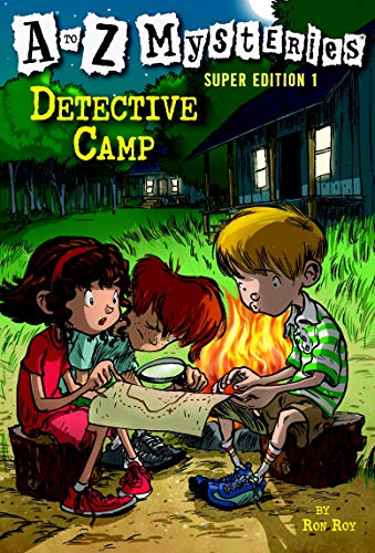 Compare Textbook Prices for Detective Camp A to Z Mysteries Super Edition, No. 1 Illustrated Edition ISBN 8601410061159 by Ron Roy,John Steven Gurney
