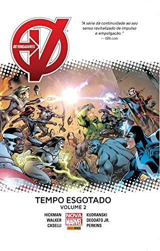 Vingadores. Tempo Esgotado Volume 2