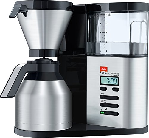 Melitta 1012 06 Filter Coffee Machines, Plastic, 1520 W, 1.2...