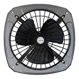 DIGISMART 300mm High Speed (12 Inches) Fresh Air Exhaust Fan (Silver)