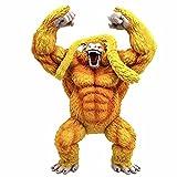 1 / Caja 40Cm Son Goku Dragon Ball Anime Igure Saiyan Great Ape Figurine, PVC Figure Action Statue S...