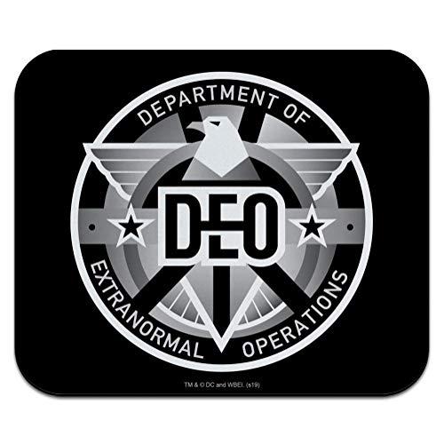 Super Tv-Serie Deo Department of Extranormal Operations Emblem Laptop/Pc Maus Pad Rutschfestem Maus Mat Ultradünner Mauspad Für Office,Geschenk,Gaming,25X30Cm