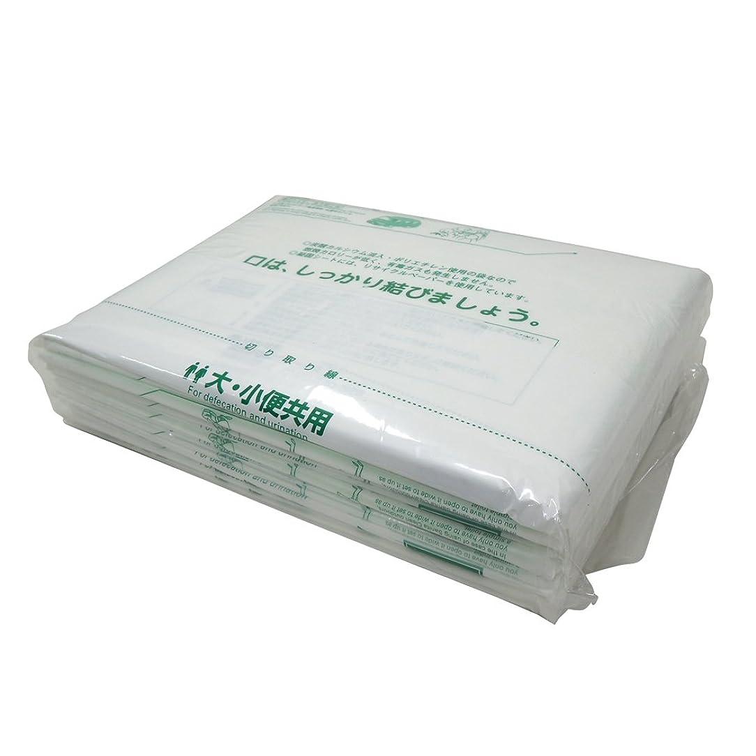 同僚合図しおれた総合サービス サニタクリーン 災害非常時用 簡単トイレ15枚セット 化粧箱入 A4判BOXサイズ BS-228