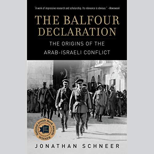 The Balfour Declaration audiobook cover art