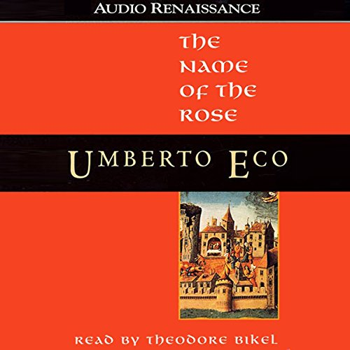 Page de couverture de The Name of the Rose