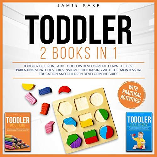 Toddler: 2 Books in 1 cover art