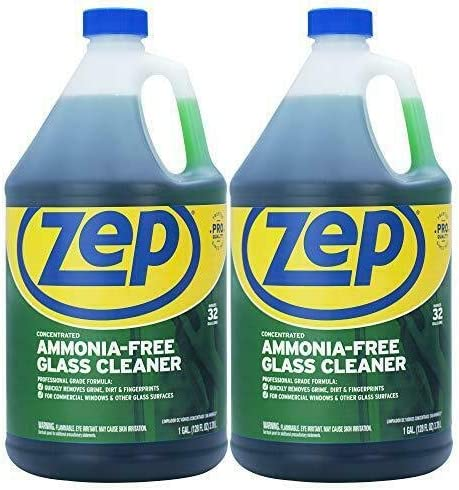 Ammonia Free Glass Cleaner Concentrate Excellent ZU1052 1 year warranty of St Pro Pack 2