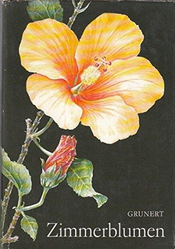 Zimmerblumen. [Mit 8 Farbbildern von Gisela Jahrmärker, 8 Zeichn. von F. Kerka ...]