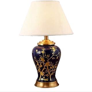 WYBFZTT-188 Linge Abat Corps de la Lampe en céramique, Convient for Le Salon, Chambre à Coucher, Hall, Study