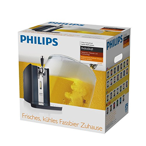 Philips Bierzapfanlage Perfect Draft HD3620/25 - 4