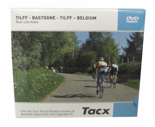 DVD Tacx Virtual Reality T 1956.41 Tilff-Bastone-Tilff-Belgien