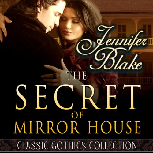 The Secret of Mirror House cover art