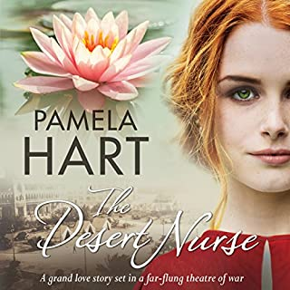 The Desert Nurse cover art