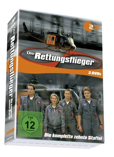 Die Rettungsflieger - Staffel 10 (3 DVDs)