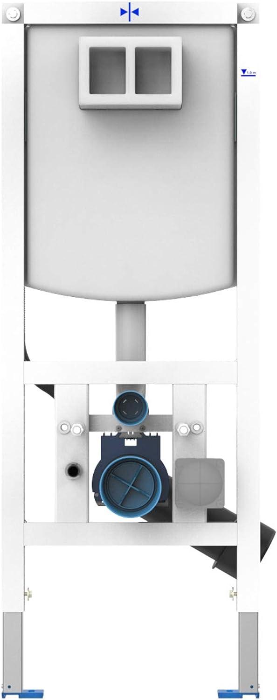 VIS CONEL WC-Vorwandelement 112 cm barrierefrei WC-Element UP-Spülkasten Freshbox Vorbereitung Elektro-Anschluss