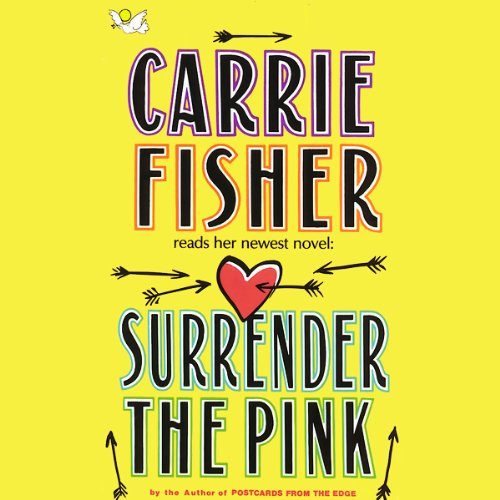 Surrender the Pink audiobook cover art