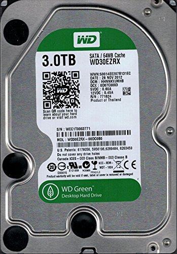 Western Digital wd30ezrx-00dc0b03TB DCM: hhnnkvjmhb