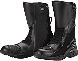Tourmaster Solution WP Black Air Boots size 7