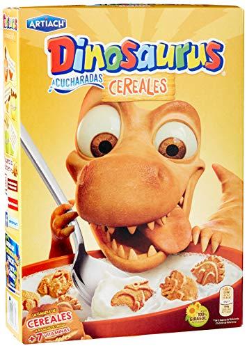 Artiach - Galletas Dinosaurus A Cucharadas Cereales, 350 g, 1 unidad