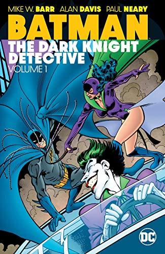 Batman: The Dark Knight Detective Vol. 1 (Detective Comics...