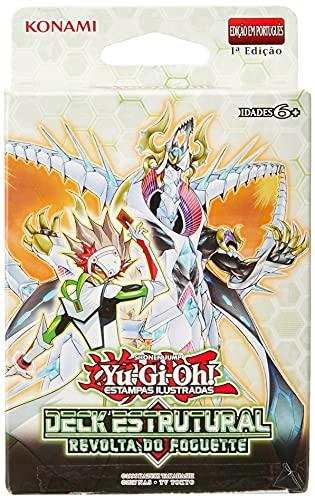 Deck Estrutural Yu-Gi-Oh! Revolta do Foguette! Suika