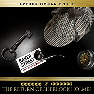 The Return of Sherlock Holmes cover art