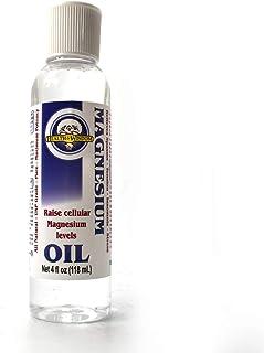 Health and Wisdom, Oil Magnesium, 4 Fl Oz