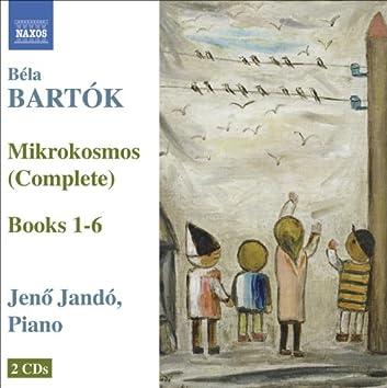 Bartok: Piano Music, Vol. 5: Mikrokosmos (Complete)