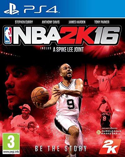 NBA 2K16 - PlayStation 4 [Edizione: Francia]
