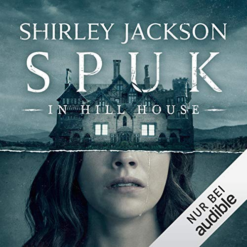 Spuk in Hill House audiobook cover art