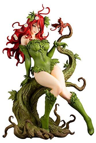 Estatua Poison Ivy 20 cm. DC Comics. Kotobukiya. By Shunya Yamashita. Bishoujo. 1:7