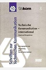 technische kommunikation international Paperback