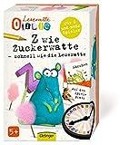 Leseratte Otilie Z wie Zuckerwatte - sei so schnell wie die Leseratte
