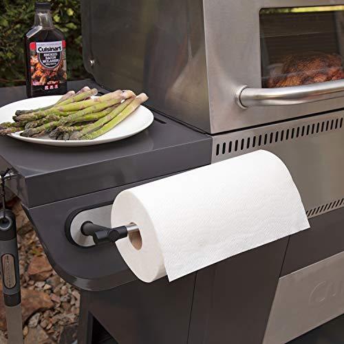 Cuisinart CMP-250 Magnetic Paper Towel Holder, Silver