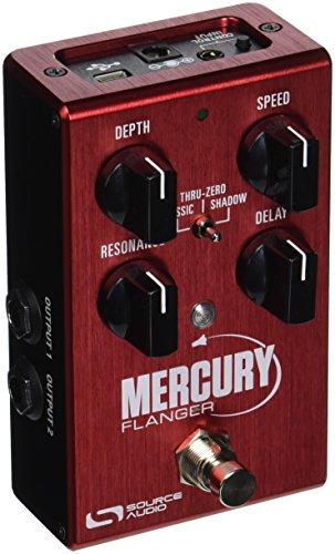 Source Audio SA240 Mercury Flanger Effect Pedal