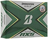 Bridgestone 2020 Tour B RXS - Pelotas de Golf (1 docena), Color Blanco