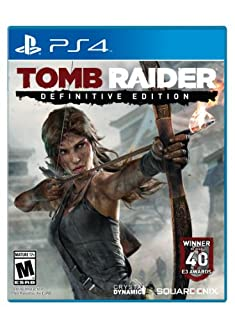 Tomb Raider Definitive Edition Playstation 4 B00gz1gusy
