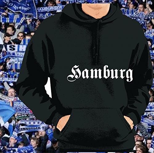 World of Football Kapuzenpulli Old Hamburg - XL