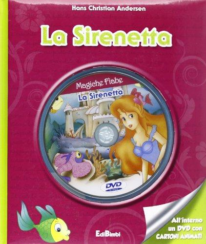 La sirenetta. Con DVD