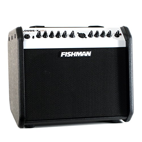 Fishman Loudbox Mini Limited Edition Black/White Acoustic Amplifier