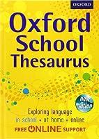 Oxford School Thesaurus (UK bestselling dictionaries)
