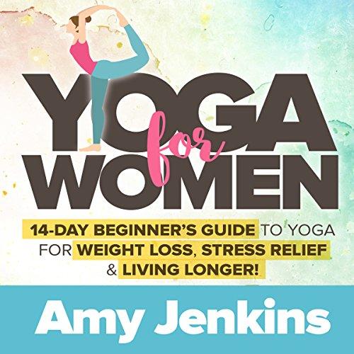 Yoga for Women audiobook cover art