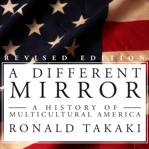 A Different Mirror audiobook cover art