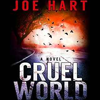 Cruel World audiobook cover art