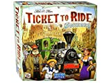 Days of Wonder Ticket to Ride Europe. Juego de Mesa de Estrategia sobre ferrocarriles (en inglés)