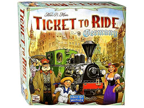 Days of Wonder Ticket for Ride Europe